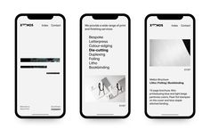Xenos Printing House UI by Luminous Design Group Website Layout, Web Layout, Layout Design, Interface Design, Ui Ux Design, Graphic Design, Flat Design, User Interface, Ui Web