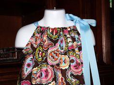 Spring Pillowcase Dress