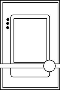 .rectangle card