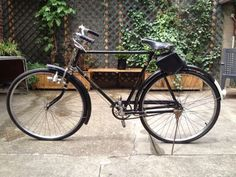 Vintage Raleigh Tourist DL-1 Roadster Bicycle in Williamsburg, Brooklyn, NY, USA ~ Krrb