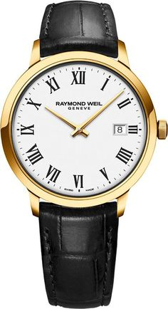 Looking for Raymond Weil Toccata Leather Strap Watch, ? Check out our picks for the Raymond Weil Toccata Leather Strap Watch, from the popular stores - all in one. Raymond Weil, Quartz Watch, Watches For Men, Unique Watches, Luxury Watches, Women's Accessories, Women Jewelry, Fine Jewelry
