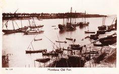 Old Port Mombasa 1932