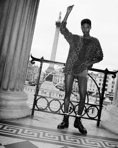 UNPOLISHED is a biannual fashion magazine, with a strong emphasis on photography, art and culture. All Saints, Spring Collection, Louvre, Leather Jacket, Culture, Autumn, London, Park, Building