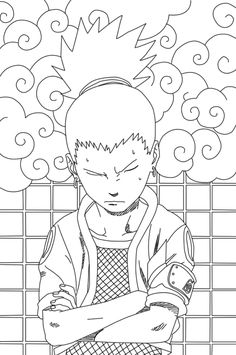 Lineart of Shikamaru done by me If you colour any of my linearts please credit and let me know so I can link to it Naruto (c) Masashi Kishimoto --------. Otaku Anime, Anime Naruto, Naruto Art, Wallpaper Naruto Shippuden, Naruto Shippuden Sasuke, Shikamaru, Naruto Wallpaper, Anime Drawings Sketches, Naruto Drawings