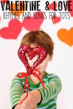 Classic nursery rhymes and songs for babies, toddlers, and preschoolers on the theme of love ideal for singing together. With full lyrics and activity ideas included. #circletime #totschool #babyactivities #toddleractivities #preschoolathome #nurseryrhymes #valentinesactivitiesforkids