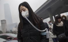 Canadian company which started out as a joke bottling Rocky Mountains air has seen its product fly off the shelves in pollution-hit China, with first shipment selling out in four days