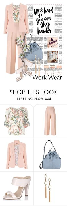 """""""work hard so you can shop harder"""" by queenrachietemplateaddict ❤ liked on Polyvore featuring Billie & Blossom, Fendi, Miss Selfridge, Paper Dolls and Nordstrom"""