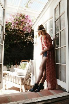 Coachella, Parisian, Indie, Kimono, Bloom, Folk Festival, Swimsuits, Bohemian, Romantic