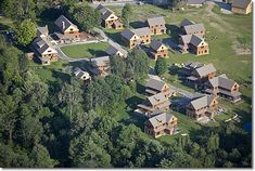 We are a family-friendly cohousing community in Peterborough, N.H.. Our homes are 'green' - environmentally designed, quality built, and super energy-efficient.  The condo homes are clustered along pedestrian ways adjacent to our farm fields and the Nubanusit Brook.    We share 113 acres of farm land, fields and woodlands with trails, a pond, and nearly a mile of riverfront. An organic farm supplies our CSA, and chickens our eggs.