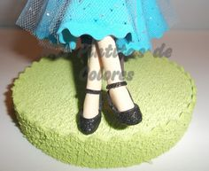 Fofucha  adorno de torta