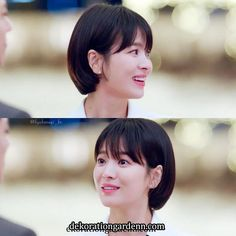 Short Bob Styles, Medium Hair Styles, Song Hye Kyo Hair, Midi Hair, Hair 2018, Love Hair, Hairstyles Haircuts, Short Hair Cuts, My Idol