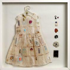 jennifer collier: tea bag dress