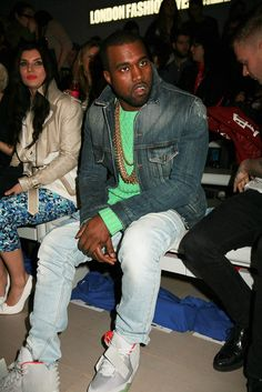 Nosee Rosee: Kanye West Announces The Return of the Yeezys