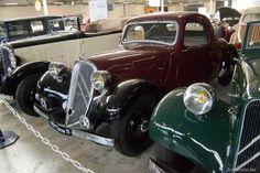 1934 Traction 7b - Conservatoire Citroën