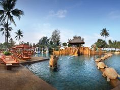 Why you love it: If you want to get away for a little while, family in tow, stay at JW Marriott Phuket Resort