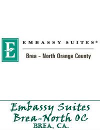 Embassy Suites Brea Wedding Venue In Brea California