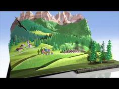 Sigla Girovagando in Trentino