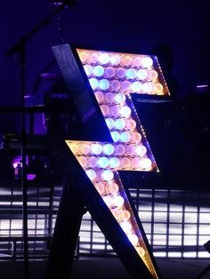 The Killers bolt, aka, the most iconic symbol in my life right now