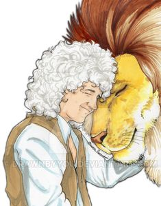Brian May cuddling a lion. Queen Brian May, I Am A Queen, Save The Queen, Queen Photos, Queen Pictures, Queen David Bowie, Queen Drawing, Band On The Run, King Of Queens