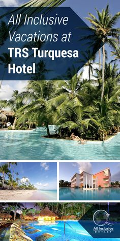 Trs Turquesa Hotel A Dominican Republic Treasure Beach Vacationsall Inclusive Resortspunta Canavacation Ideasdominican