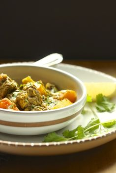 Lamb Tagine | A Red Binder