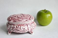 Pink Green by Coco on Etsy