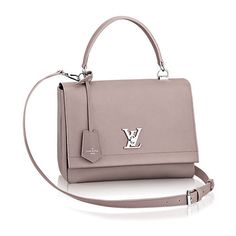 74adfc3cf24f Discover Louis Vuitton Lockme II  Spring 2015 brings a fresh new reading of  the…