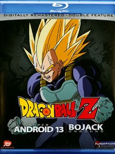 Dragon Ball Z: Super Android 13 / Bojack Unbound (Double Feature) (Blu-ray ) | DVD Empire