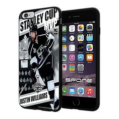 """Los Angeles Kings NHL, #1428 iPhone 6 Plus (5.5"""") I6+ Case Protection Scratch Proof Soft Case Cover Protector SURIYAN http://www.amazon.com/dp/B00X65IZB2/ref=cm_sw_r_pi_dp_Aitxvb0KT9TN8"""