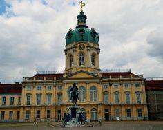Charlottenburg Palace (Schloss Charlottenburg), 1695-1713, by Johann Arnold Nering, Berlin, Germany