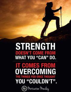 Strength - FItness motivation