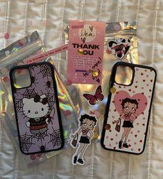 Coque Iphone, Iphone 11, Iphone Cases, Cute Cases, Cute Phone Cases, Hello Kitty, Aesthetic Phone Case, Airpod Case, Mode Vintage
