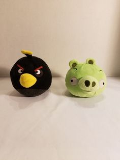 Angry Birds Star Wars Phone Danglers Lot Of 5 All Different Figurines