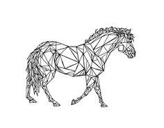 Gravure Laser, Cut Out Art, Icelandic Horse, Wall Art Designs, String Art, Decor Interior Design, Diy Art, Les Oeuvres, Framed Art