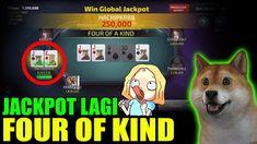 Jackpot Four Of Kind!! Cara Dapet Jackpot Terus di Poker IDN PLAY !! | P... Poker, Play, Youtube, Youtubers, Youtube Movies