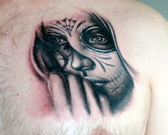 ... designs ink Tattoo Art tattoo shop .Mexican day of the dead skull