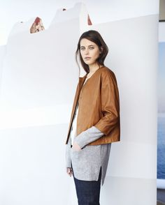 Ryo jacket http://www.toa.st/content/lookbook/women/ss15/precollection-browse.htm#14