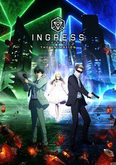TV anime Ingress: The Animation Visual