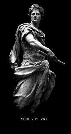 Caio Giulio Cesare    wasbella102:      I came, I saw, I conquered.    aqathon: