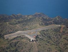 High and secluded! Catalina Airport, California