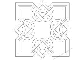 Celtic corner designs clipart best celtic pinterest for The miroir or glasse of the synneful soul
