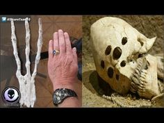 """Creepy """"Alien Remains"""" Found In Isolated Cave? 1/8/17 https://youtu.be/A85SgOyCbVA via @YouTube"""
