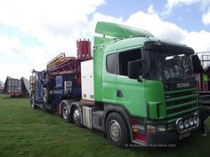 2002 Scania in 2015 Gypsy Wagon, Fun Fair, Caravans, Cool Trucks, Trailers, Attraction, Transportation, British, Cars