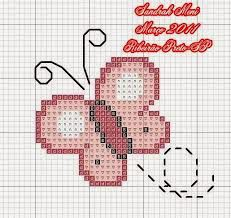 Cat Cross Stitches, Cross Stitching, Cross Stitch Patterns, Crochet Dolls Free Patterns, Beading Patterns, Projects To Try, Crafty, Embroidery, Handmade
