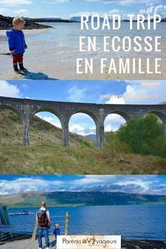 Découvrez notre série d'articles sur l'Ecosse en famille. Un road trip génial à faire avec les enfants. Itinéraire et coup de coeur
