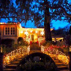 Holiday Lights Tradition