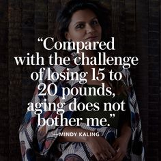Mindy Kaling opens up in June's InStyle.