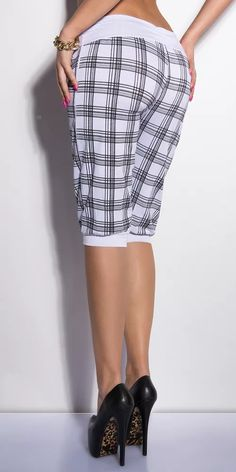 Letní capri kalhoty Bermuda Shorts, Capri, Skirts, Women, Fashion, Moda, Women's, Fashion Styles, Skirt