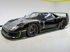 La Ferrari F40 della serie TV Fast N' Loud