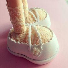 Zapatos de comunión para fofuchas